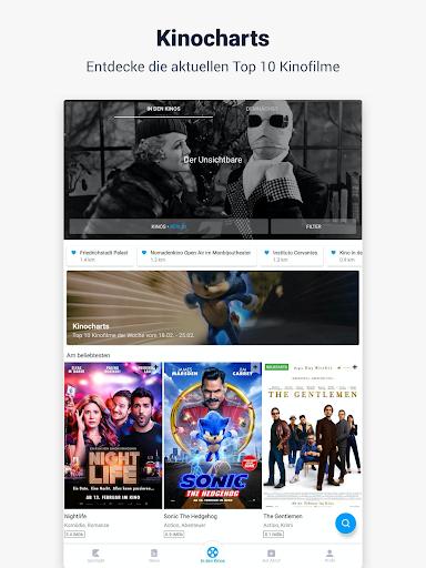 kino.deu00a0- Kinoprogramm, Streaming, Filme & Serien 5.6.4 screenshots 8