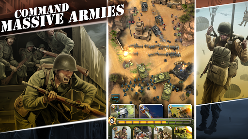 SIEGE: World War II android2mod screenshots 3