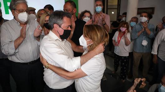 El triunfo de Juan Espadas abre otra etapa en el PSOE andaluz