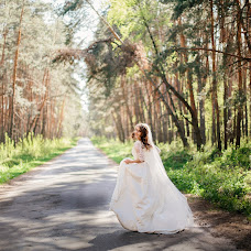 Wedding photographer Yuliya Echina (WntD). Photo of 18.05.2017