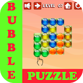 Logic Puzzle Bubble Game
