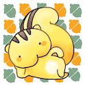 おしリス〜おしりのようなリスの4コマ〜 icon