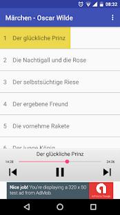 Märchen - Oscar Wilde - Hörbuch - náhled