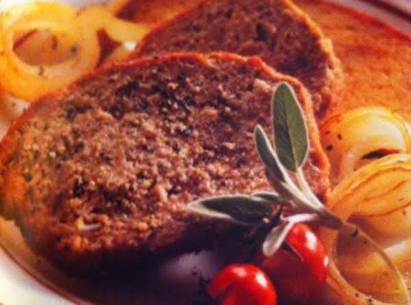 Our Family's Favorite Meatloaf
