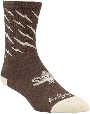 All-City Y'All-City Wool Sock alternate image 3