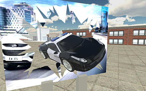 Police Car Stunt Simulation 3D 1.0.7 screenshots 2