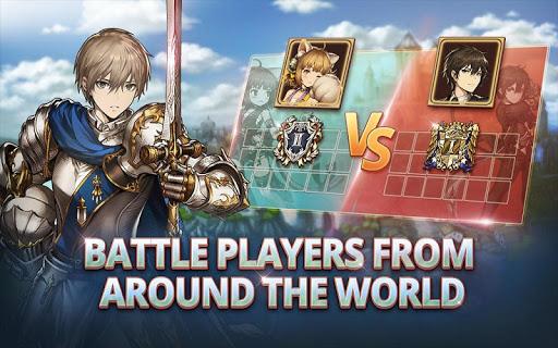 Brave Nine - Tactical RPG apkpoly screenshots 14