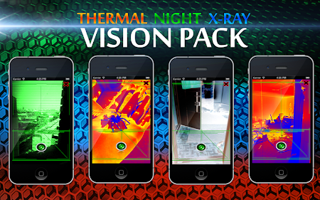 Thermal Night Xray Vision Pack 1.0 screenshot 129939