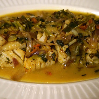 Cod Fish In French Recipes.