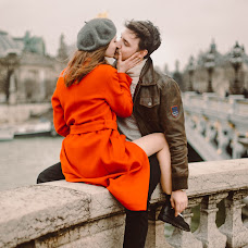 Wedding photographer Viktoriya Samus (victoriasamus). Photo of 14.04.2018