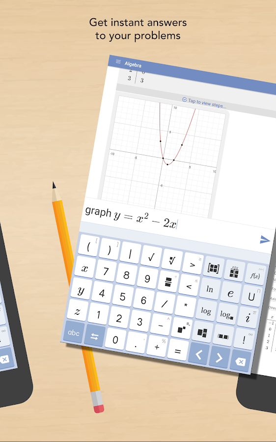 Mathway – Android Apps on Google Play