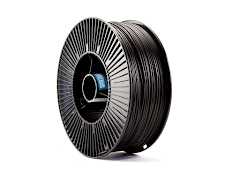 Black NylonG Glass Fiber Filament - 2.85mm (3kg)