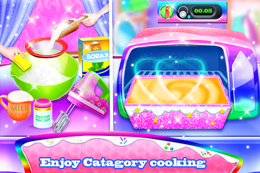 Makeup kit cakes : cosmetic box makeup cake games 1.0.4 screenshots 13