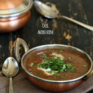 Dal Makhani – Beans in creamy buttery gravy