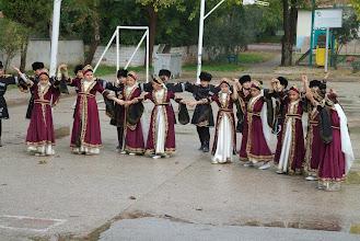 Photo: Tradiční turecký tanec v krojích
