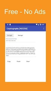 Cryptography Tool [AES256/CBC/PKCS5] 1.19 MOD + APK + DATA Download 3