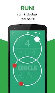 Circle Rush screenshot 1