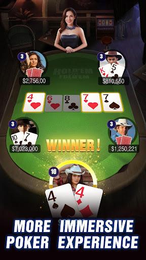 Holdem or Foldem - Poker Texas Holdem apktram screenshots 3