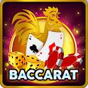 Baccarat King - Baccarat Free Games Casino icon