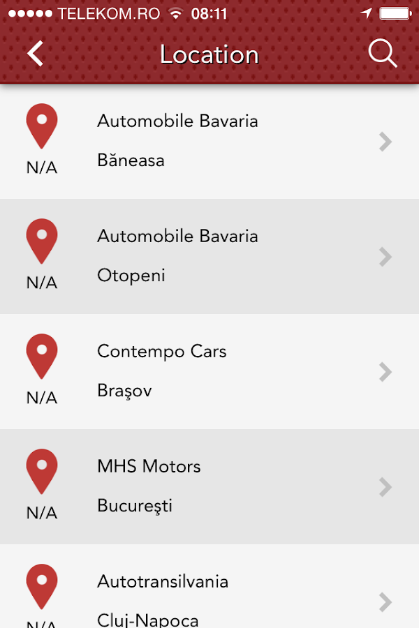 Bavaria Used Cars- screenshot