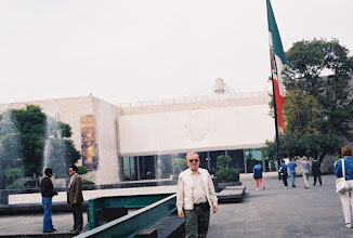 Photo: 1B080005 Meksyk - Ciudad de Mexico - Muzeum Antropologiczne