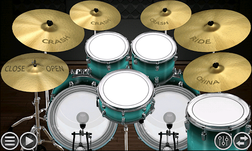 Simple Drums - Basic screenshot 3