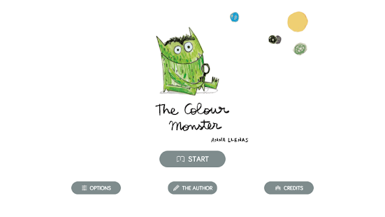 The Colour Monster- screenshot thumbnail