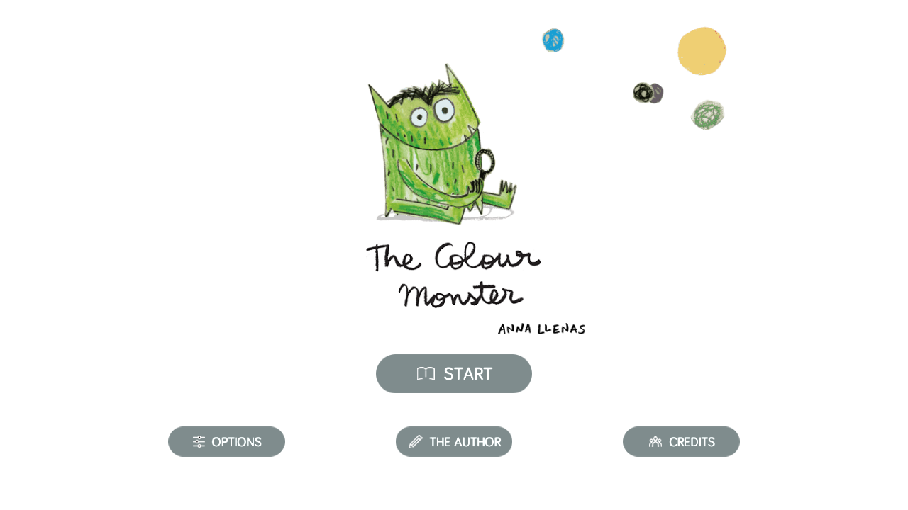 The Colour Monster- screenshot