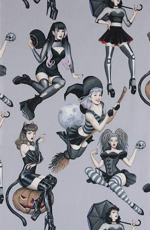 Gorgeusly Goth (16654)