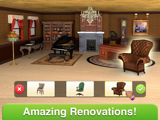 My Home Makeover - Design Your Dream House Games screenshots 3