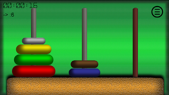 Tower of Hanoi 1