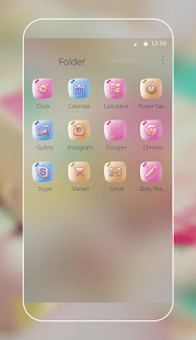 Marshmallow Candy Face Theme 3