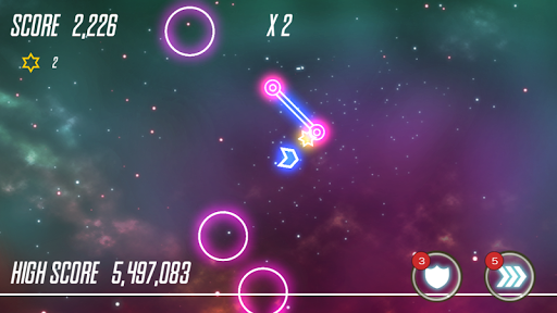 Neon Infinity Flight 1.10.4 screenshots 3
