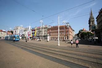 Photo: Place Ban Josip Jalacica