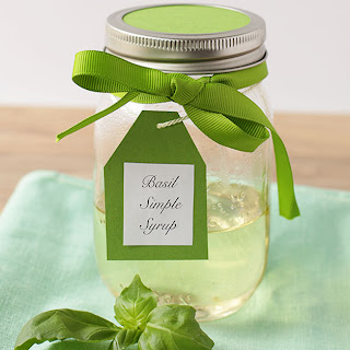 Basil Simple Syrup Recipes