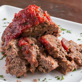 Pork Rind Meatloaf.
