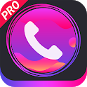 Color Phone Pro - Call Screen Call Phone LED Flash icon