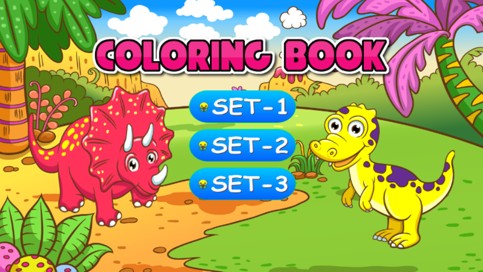 Dinosaur Coloring - Applications Android sur Google Play