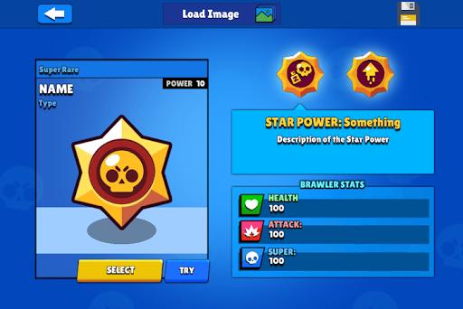 Card Maker for Brawl Stars filehippodl screenshot 4