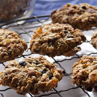 Crunchy Granola Biscuits