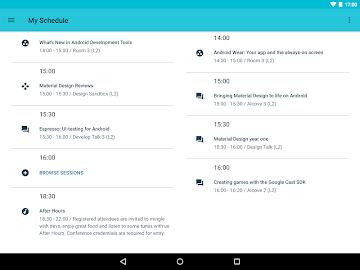 Google I/O 2015 Screenshot 14