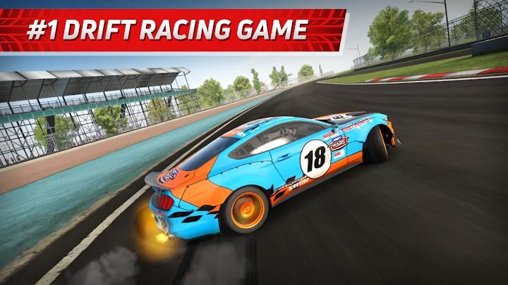 CarX Drift Racing Android App Screenshot