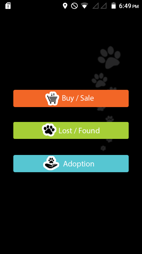 Clawpal - find a pet for you- screenshot