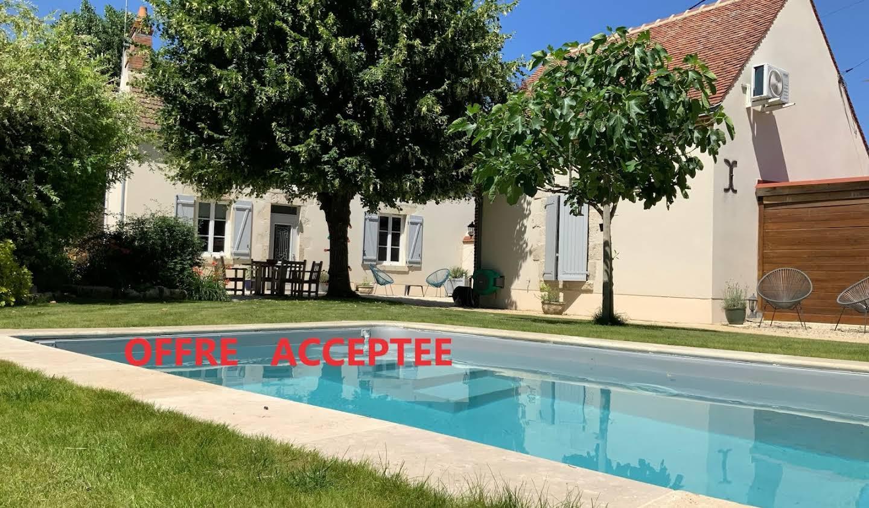 Maison avec piscine et terrasse Olivet