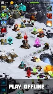 Ancient Planet Tower Defense Offline v1.1.47 (Mod Money) 3