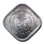 Coins of Modern India - Get interesting insights at Mintage World