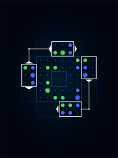 Quaddro 2 - Intelligent game Screenshot
