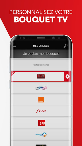 Télé 7 – Programme TV & Replay screenshot 5