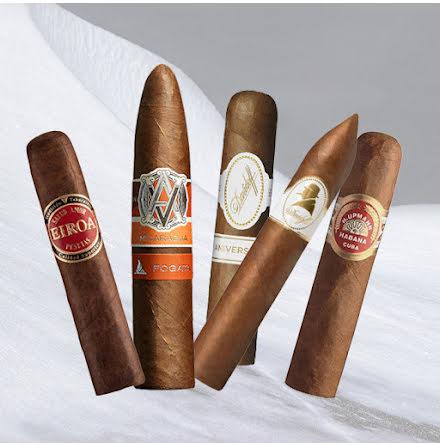 Cigarrpaket - Lilla Vinter