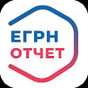 ЕГРН клик: отчет о недвижимости из Росреестр ЕГРН icon
